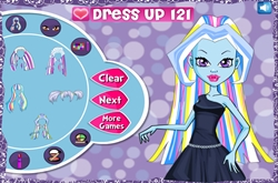 Abbey Dressup